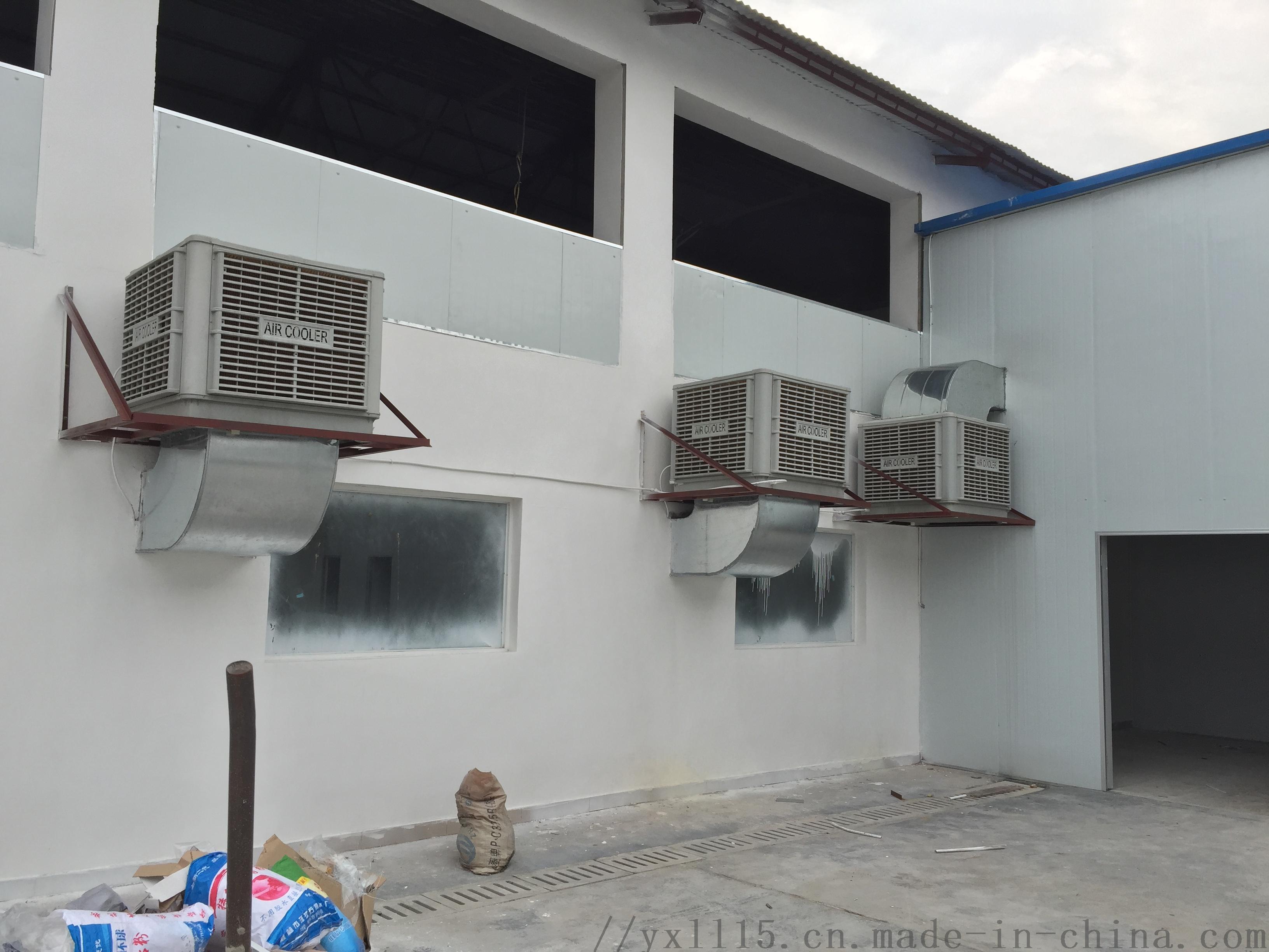 工业环保空调机及安装、负压风机及安装65277352