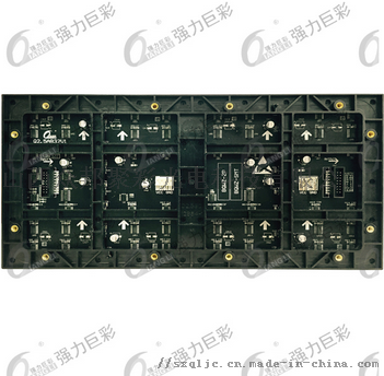 强力巨彩山西省级经销商室内  LED显示屏小间距Q2.5921240465