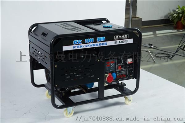 欧洲狮10千瓦柴油发电机763811482