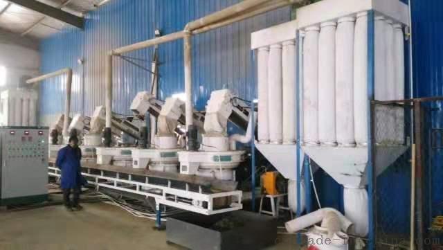 大型木屑顆粒機生產線秸稈顆粒機,生物質造粒機72980972