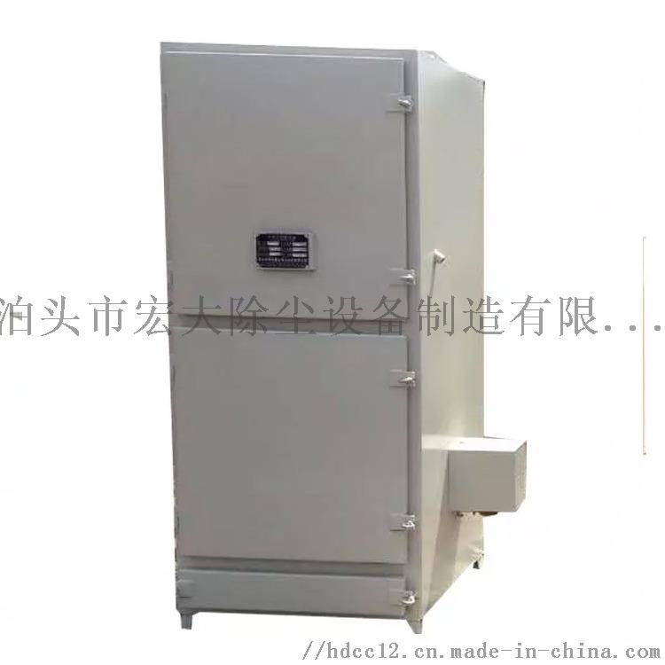 2.2KW滤筒集尘器 低噪音除尘器 不锈钢吸尘器124173042