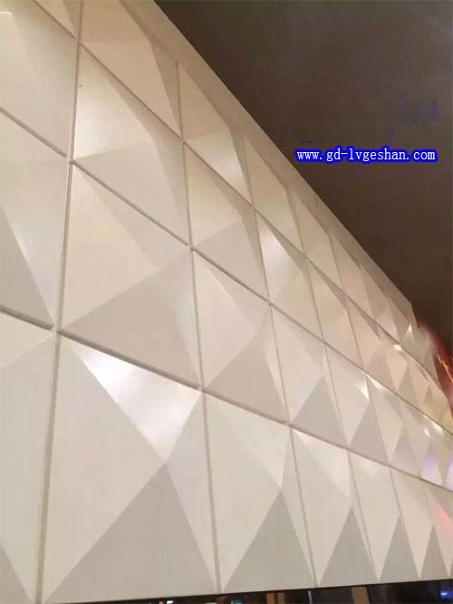 锥形铝单板幕墙 造型氟碳铝单板 金字塔造型铝板.jpg