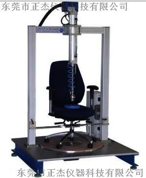 办公椅试验设备厂家,正杰办公椅旋转耐久测试机79968235