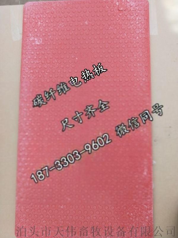 優質碳纖維材質電熱板 仔豬電熱板 超大仔豬電熱板57004575
