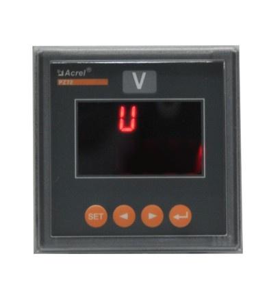 數顯直流電壓表,PZ72-DU/C帶通訊直流電壓表60325745