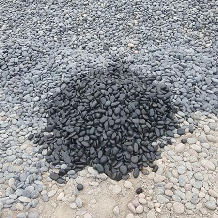 2-3公分黑色鹅卵石_重庆黑色鹅卵石价格_渝荣顺!43292882
