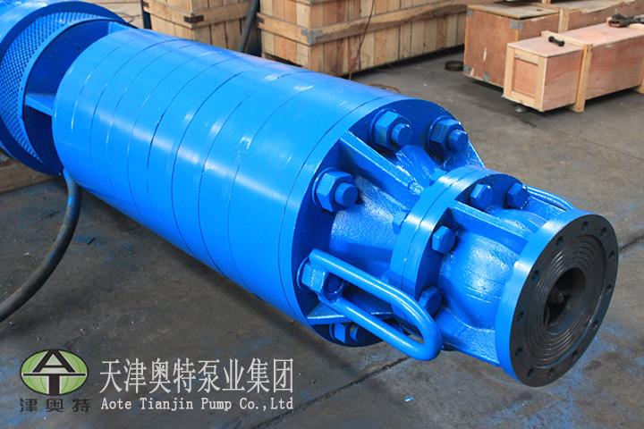 津奥特立式安装方便QK矿用潜水泵\矿山抢险矿用潜水泵53746165