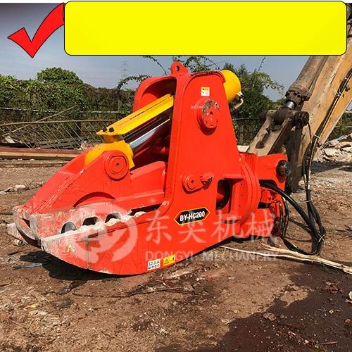 200挖机液压夹子、粉碎钳、混凝土粉碎  夹子765787155