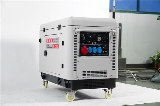 小型6千瓦无刷柴油发电机组型号109921682