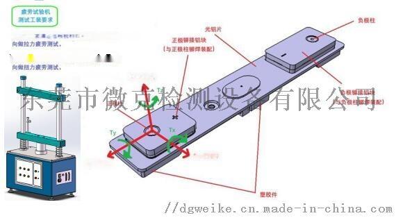 電芯極柱扭力壽命試驗機869853685