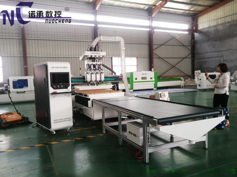 板式家具下料机 板式家具加工中心数控开料机生产厂家85927062