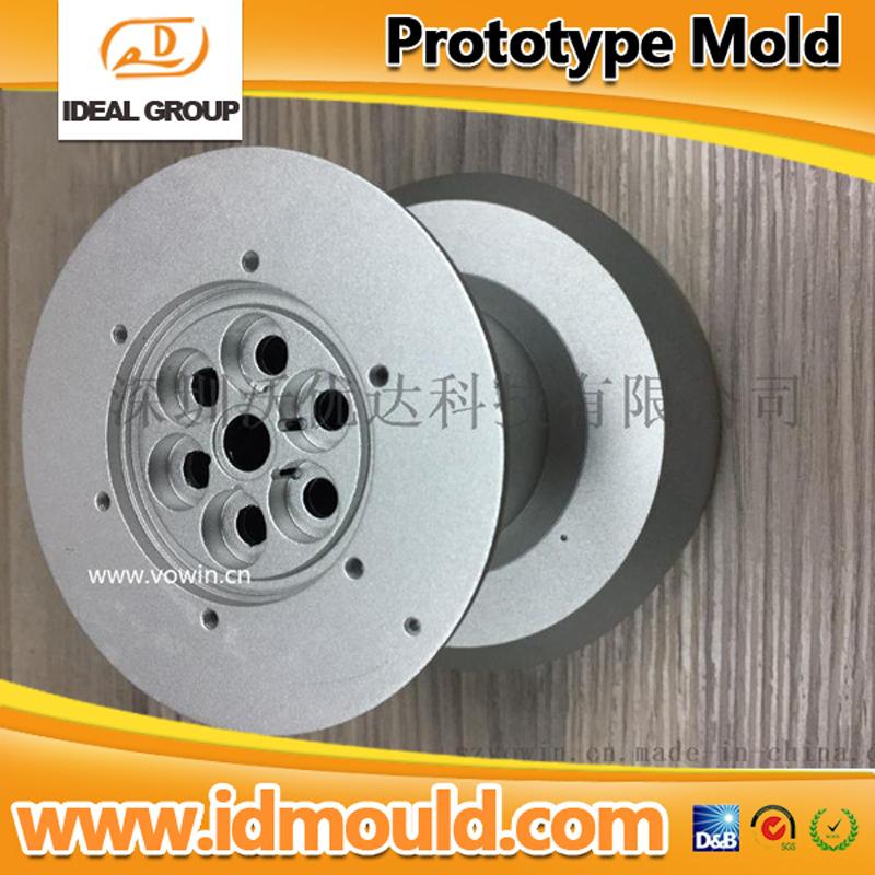 铝合金手板模型,CNC成型+,东莞专业五金手板厂家 (3)