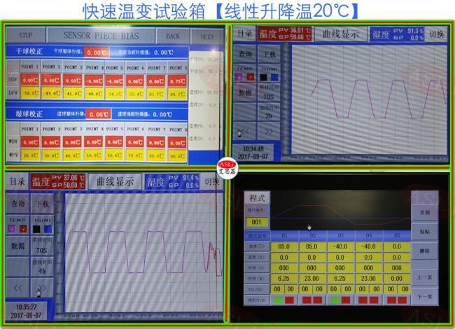 线性20度快速温变试验机 150L快速温变箱生产商146692465