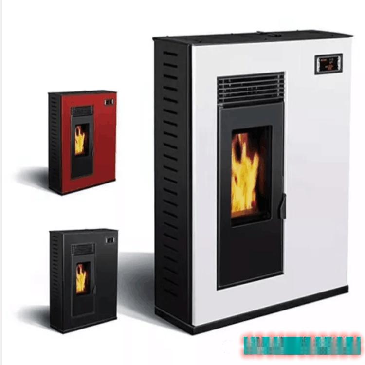 厂家直销生物质颗粒风暖炉 木屑颗粒取暖炉104790902