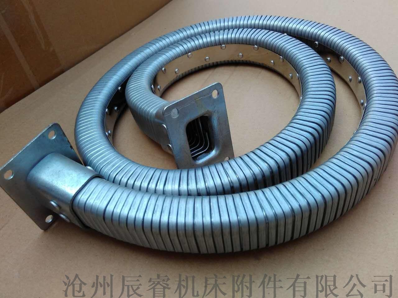 52*102矩形金属软管 沧州嵘实矩形金属软管872116545