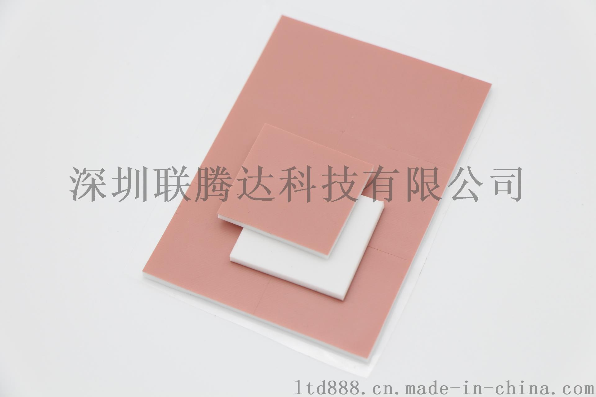 CPU散热硅胶片厂家 背矽胶导热硅胶片54735365