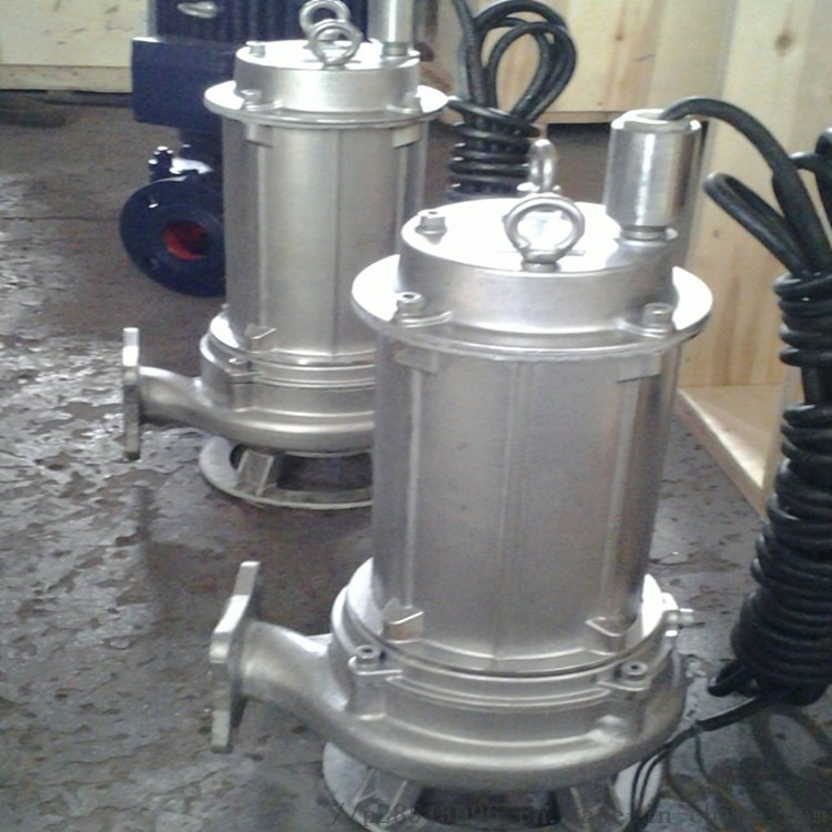 精鑄不鏽鋼污水泵 不鏽鋼排污泵102579092