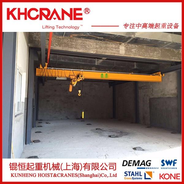 上海锟恒定制LX-2T单梁悬挂起重机  悬臂起重机856486895
