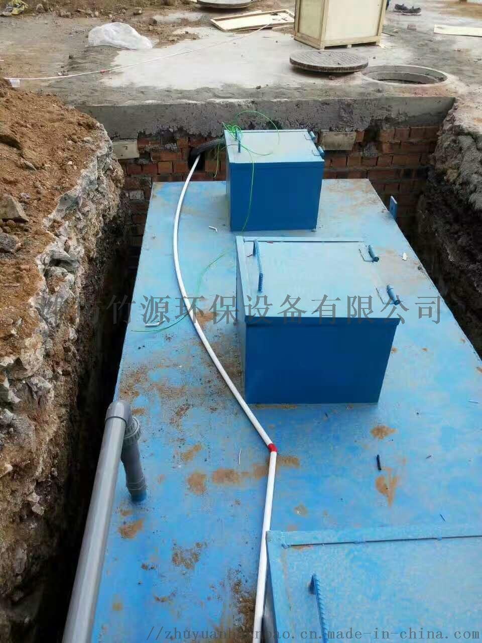 养猪场污水处理系统,气浮一体化设备达标方案-竹源847081802