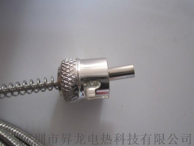 K型壓簧熱電偶注塑機壓扣感溫線卡扣879432895