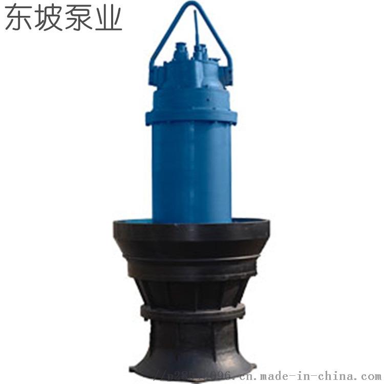 軸流泵維修保養-軸流泵曲線圖774506402