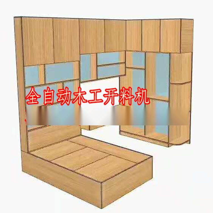 木工数控开料机 板式家具数控生产线79062712
