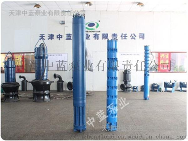 厂家推荐QJ深井潜水泵结构原理783786212