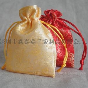 精美束口拉绳礼品珠宝首饰袋867982145