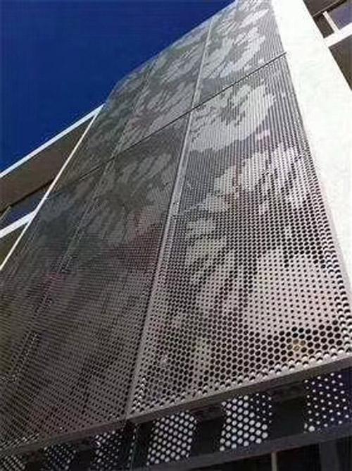 穿孔铝板幕墙图案 外墙冲孔铝单板 图案打孔铝单板.jpg