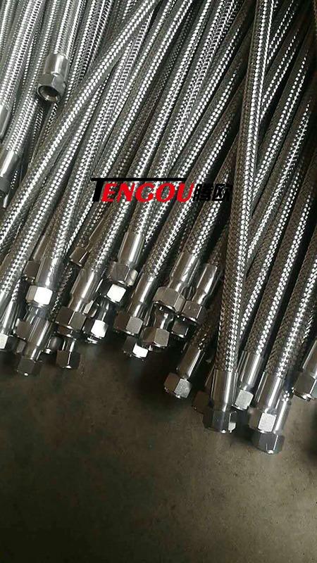 不锈钢防爆绕性管2