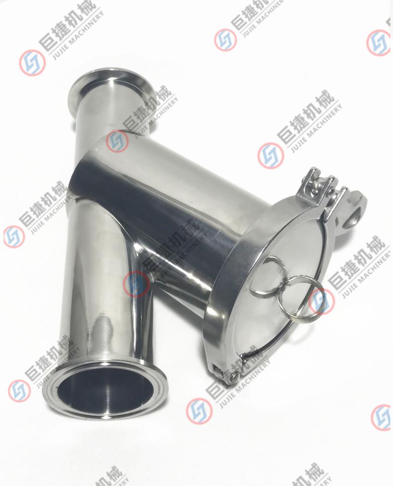 快装Y型过滤器 卫生级Y型过滤器 不锈钢过滤器39915725