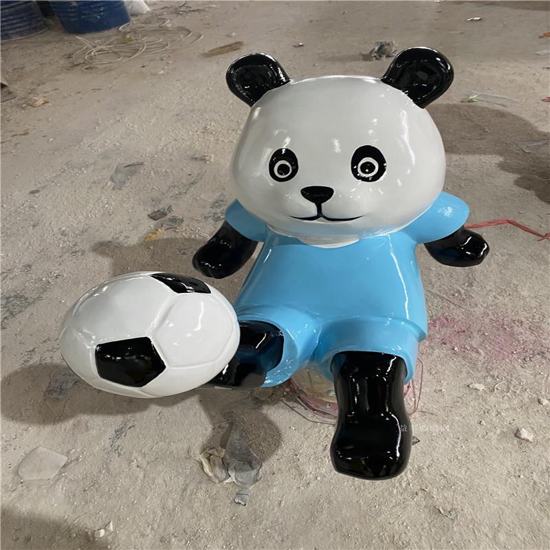 珠海早教中心卡通公仔雕塑 玻璃钢卡通雕塑幼儿园摆件154674505