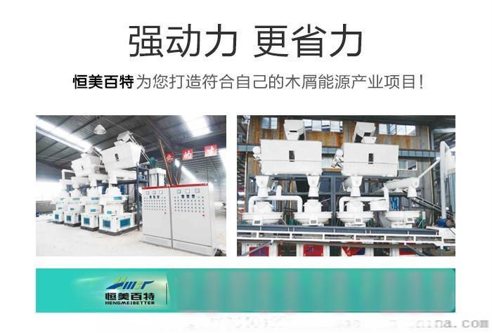生物质颗粒机可再生的能源设备平模制粒机生产设备厂家72989572