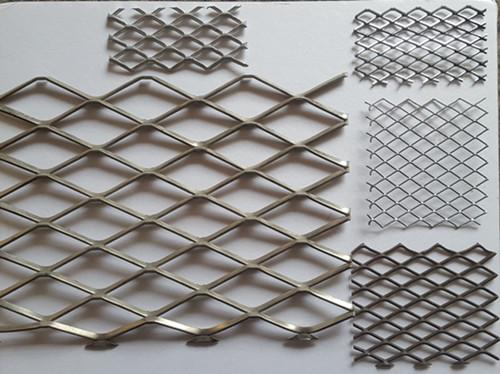 货架菱形孔金属网500