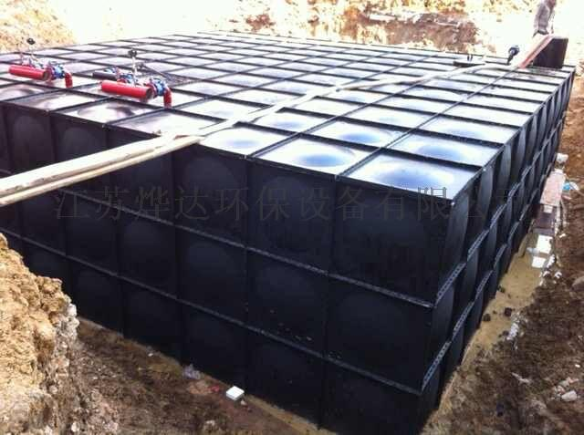 生活智能型箱泵一体化泵站141836905