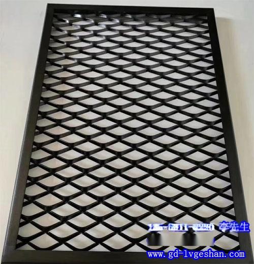 铝板网 菱形铝板网 铝网格吊顶