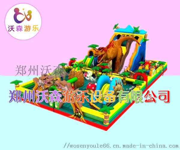河南充气城堡厂家,儿童充气滑梯2019热销款式83221392