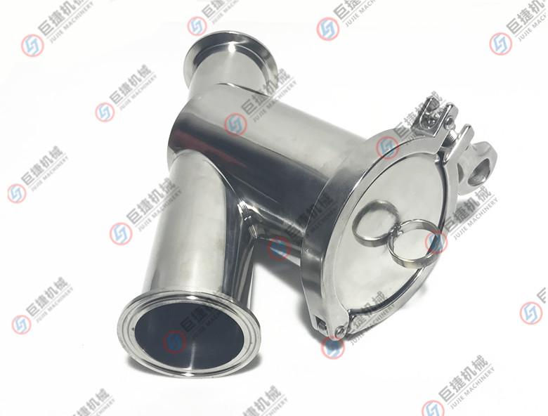 快装Y型过滤器 卫生级Y型过滤器 不锈钢过滤器39915765