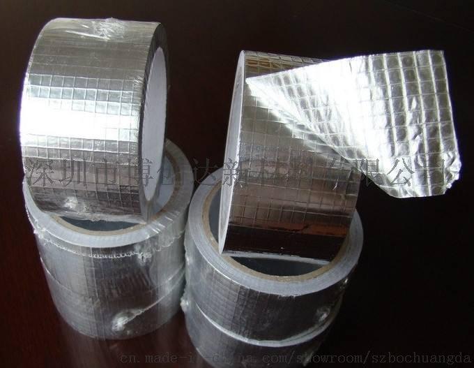 鋁箔膠粘帶 鋁箔麥拉膠帶 單導鋁箔膠帶740231212