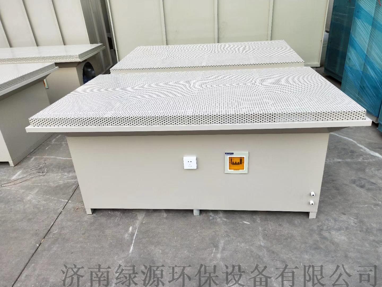 吸尘打磨台 家具打磨台 木器打磨台  绿源环保90466422