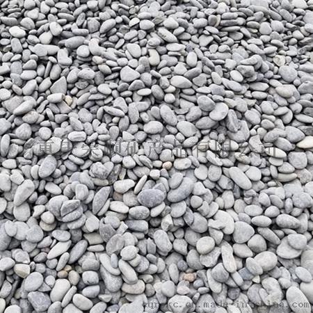 灰色鹅卵石2-3公分