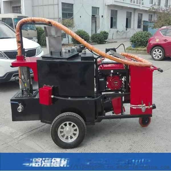 西藏路面灌缝机手推式马路开槽机