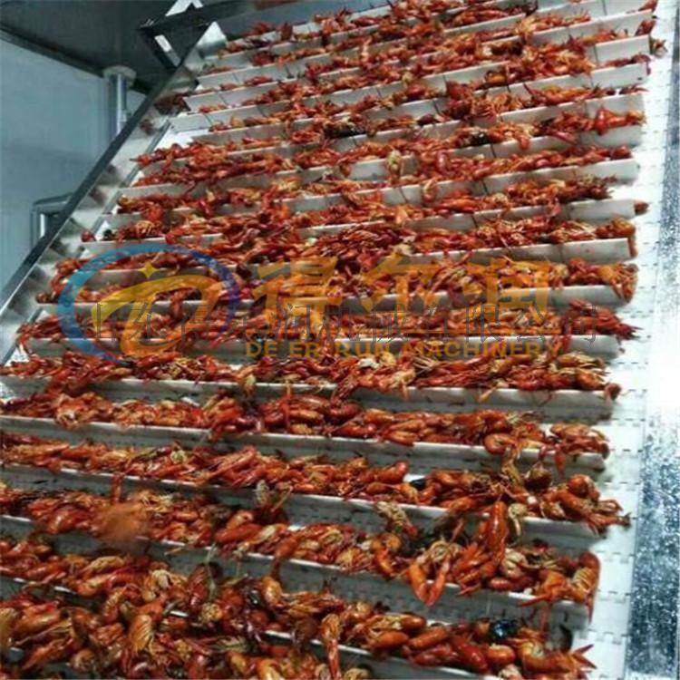 武汉 速冻虾仁生产设备 麻辣小龙虾深加工生产线62911862