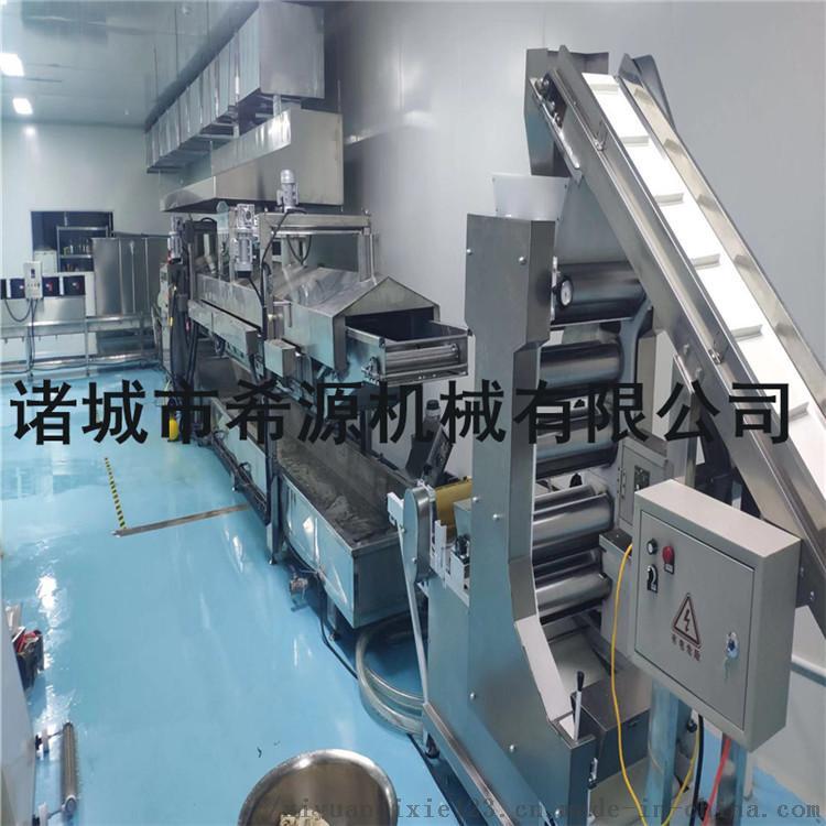 家用型4米薄脆油炸机 产量2000片/H 2人操作844608462