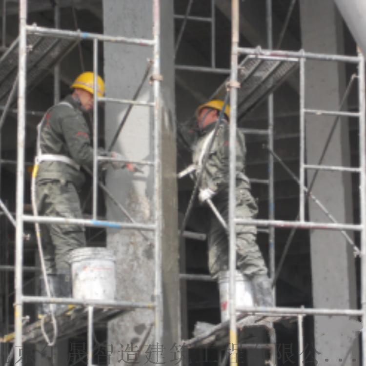 凉水塔结构柱锈蚀脱落耐久性修补料882410545