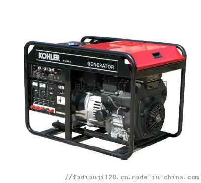 美国科勒10KW汽油发电机组87835275