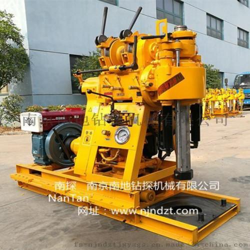 南探牌XY-1A-5型钻机水泵移位一体钻机_副本.jpg