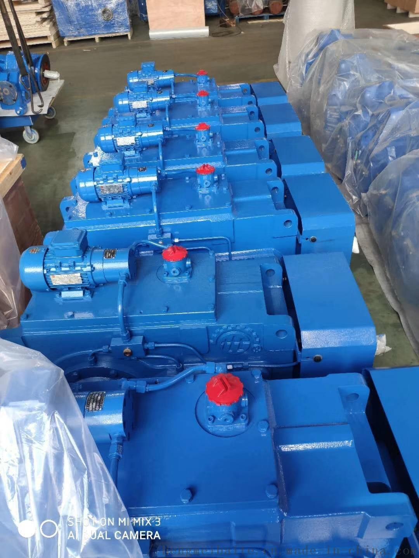 新型132KW600颗粒机齿轮箱价格848974292