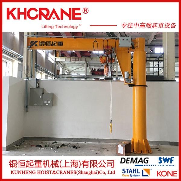 上海锟恒悬臂吊、移动悬臂吊,固定式悬臂吊860934665