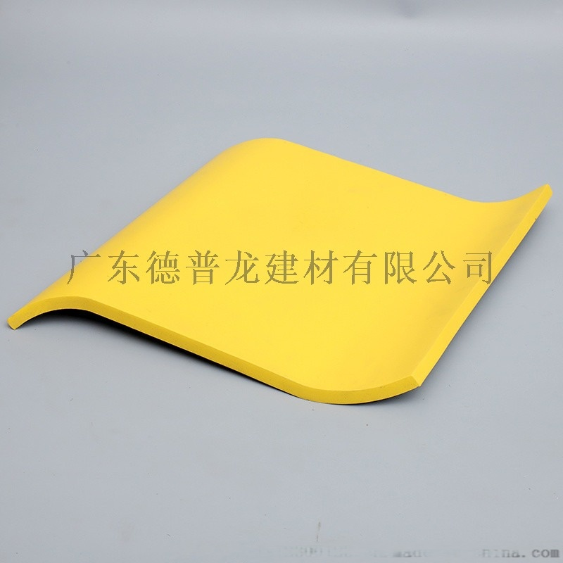 弧形定制烤漆铝单板材料912783375